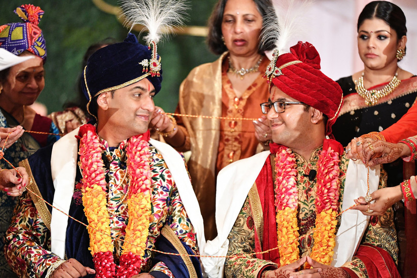 Gay Indian Wedding