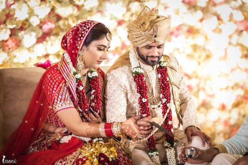 rahul vaidya wedding