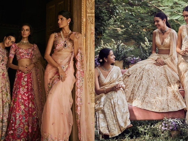 40+ Trending & Latest Marriage Function Dress for Females