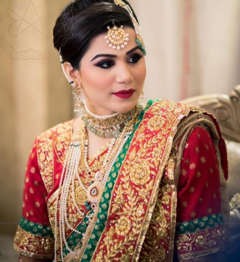 Makeup by Aliya Baig