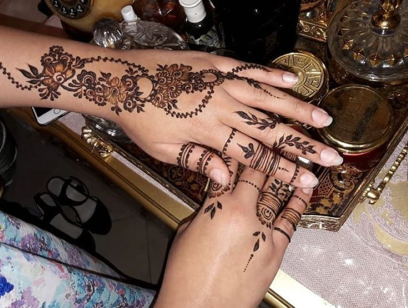 9 Ring Mehndi Design Ideas That Will Make Your Forget About Traditional Ones