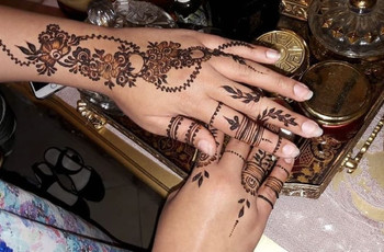 9 Ring Mehndi Design Ideas That Will Make Your Forget About Traditional Ones!