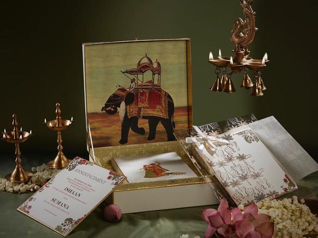 Trending Wedding Invitation Ideas of This Year's Shaadi Season