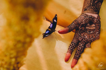 6 Absolutely Stunning Mehndi Design for Engagement Ideas That Every Bride-to-be Needs to See!