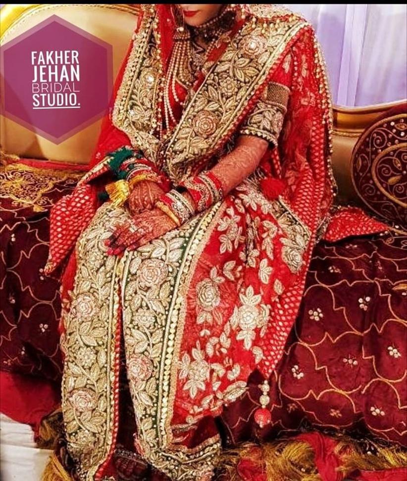 Fakher Jehan's Bridal Studio