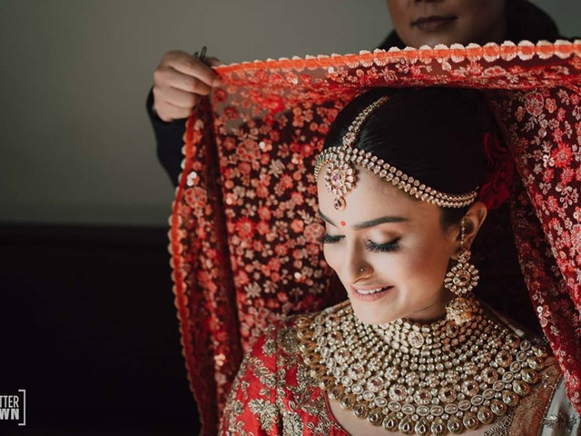 Breathtaking Artificial Jewellery Set for All Your Wedding Events