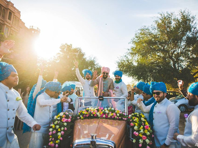 8 Indian Marriage Car Decoration Inspiration for You to Style Your Own Ride for the D-Day