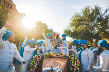 8IndianMarriageCar DecorationInspiration for You to Style Your Own Ride for the D-Day