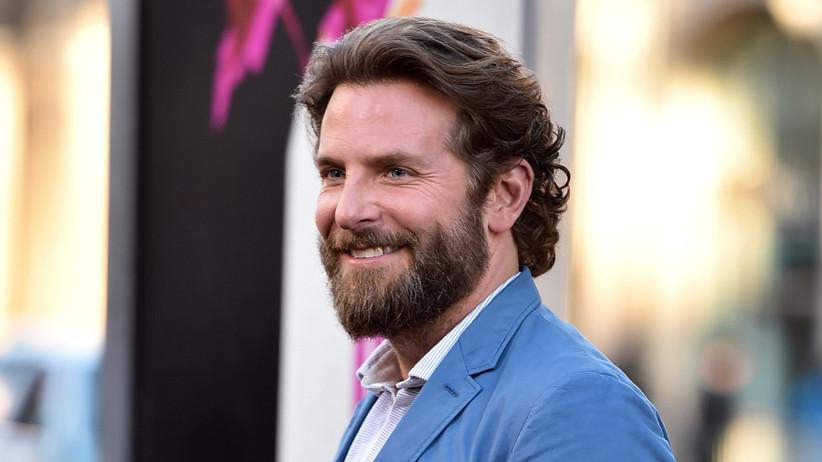 Full short beard style for men by Bradley cooper