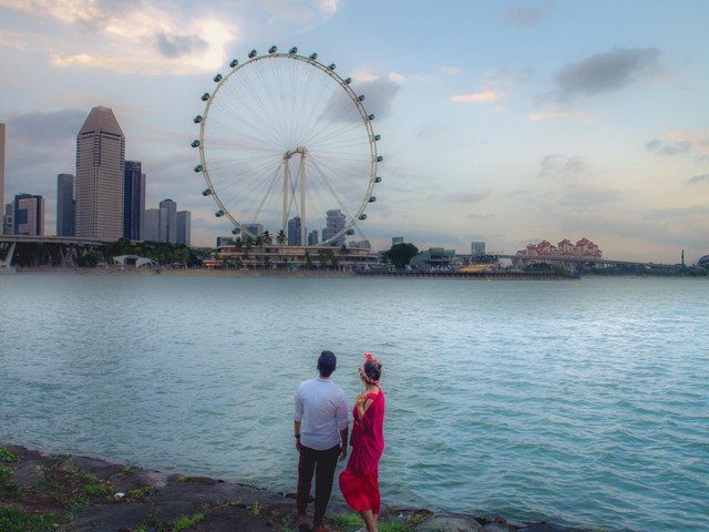 A Tailor-made Guide to the Perfect Honeymoon in Singapore