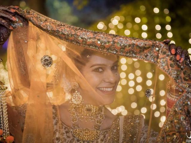 10 Bridal Dupatta Drapes To Amp A Bride's Secret Style Game