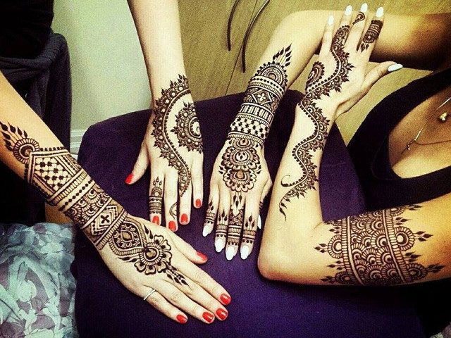 Pakistani Mehndi Designs That Will Make You Forget All Your Old Picks