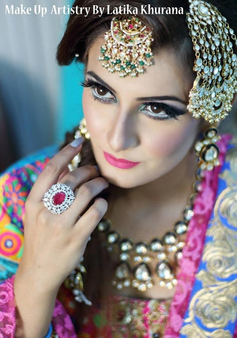 Makeup Artistry by Latika Khurana