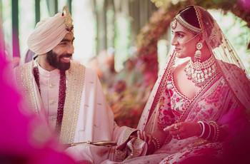 Inside Jasprit Bumrah and Sanjana Ganesan's Wedding