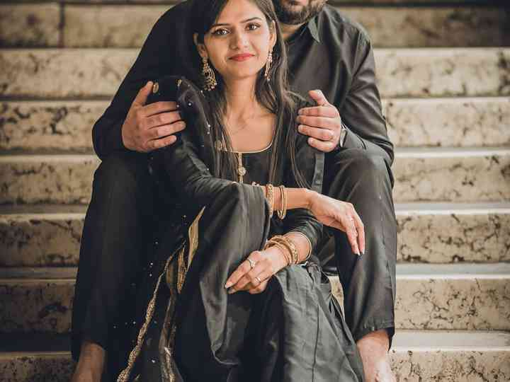 Move Over Pinks! Black Punjabi Suits Are Trending This Season