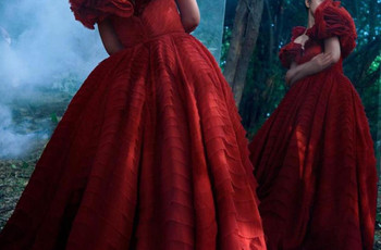 Our A-Z Guide on the Perfect Red Wedding Gown You've Been Looking for All Season