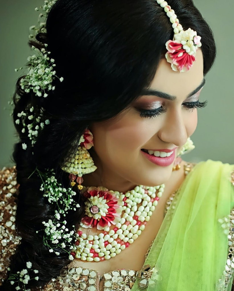 12 Trending Kerala Wedding Hairstyles For The Bride To Be