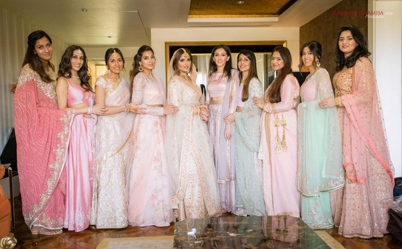Indian Wedding Outfits.Get Ready Indian Wedding Guest Dresses To Inspire Your Choices This