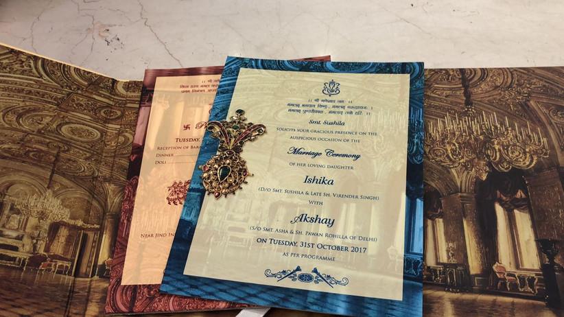 Gayatri Invitations
