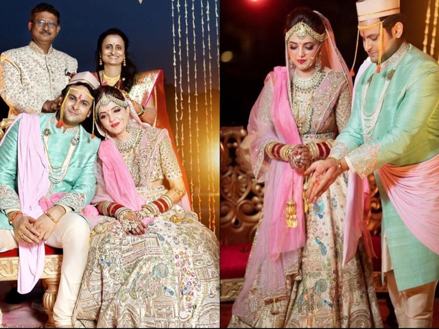 All About Actress & Comedian Sugandha Mishra's Marriage with Sanket Bhosale