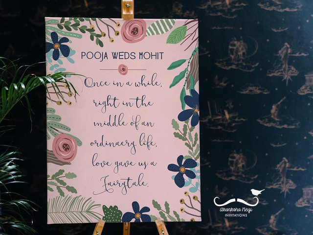 6 Wedding Invitation Card Ideas You Need To See Before You Finalise