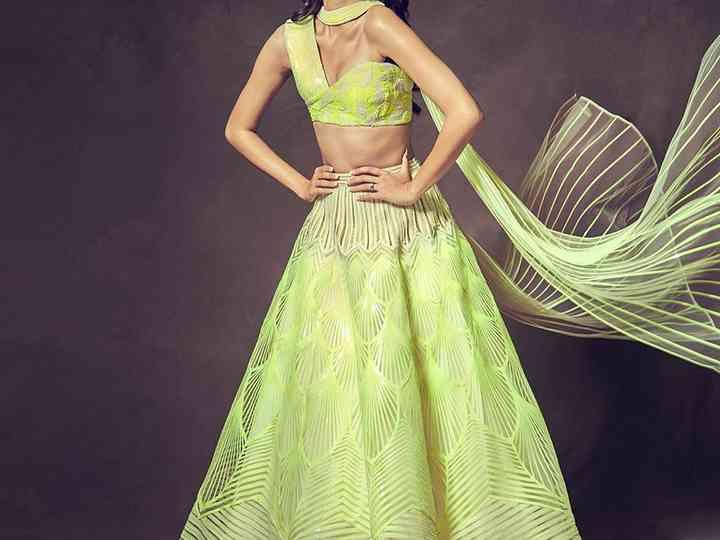 Breathtaking Velvet Lehenga Designs For A Winter Wedding