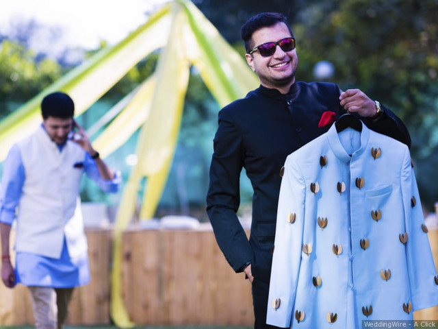 Men's Wedding Sherwani Designs Every Groom to Be Should Totally Consider for His D-Day
