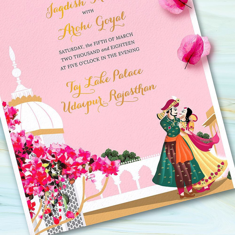 How To Design Wedding Invitation Card- All Your Queries ...