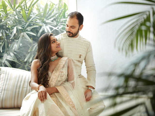 Bollywood's Favourite Celebrity Stylist Plans Her Intimate Wedding