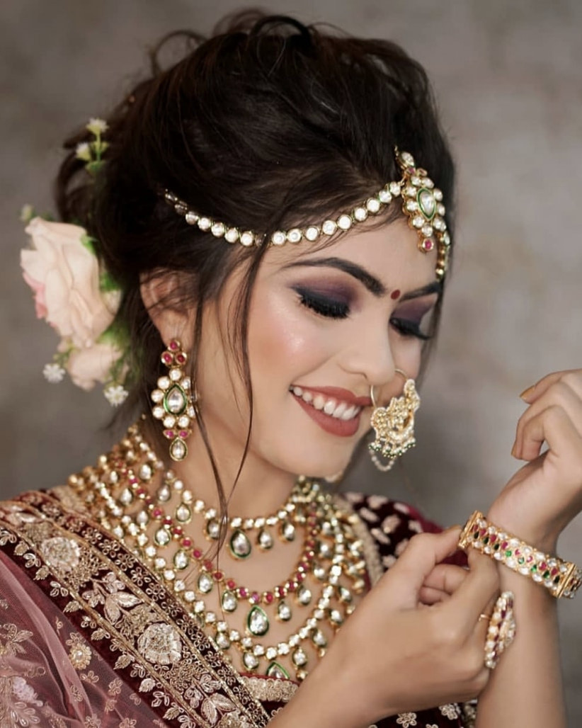 Essential Tips on How to Choose a Dulhan Hair Style That Matches Your Face Shape