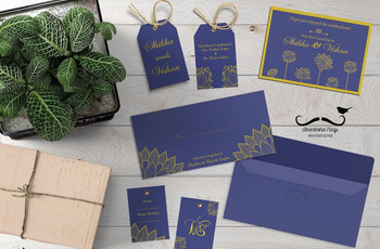 Quirky Wedding Invitation Card Ideas to Help You Nail Your D-day Invitations