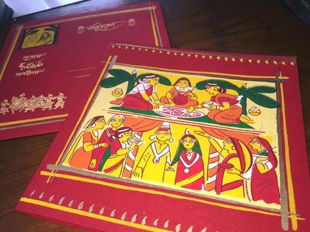 Trending Bengali Wedding Cards for the Classic Biye Invites