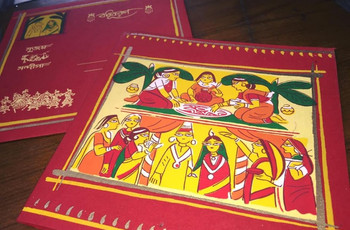 Trending Bengali Wedding Cards for the Classic Biye Invites