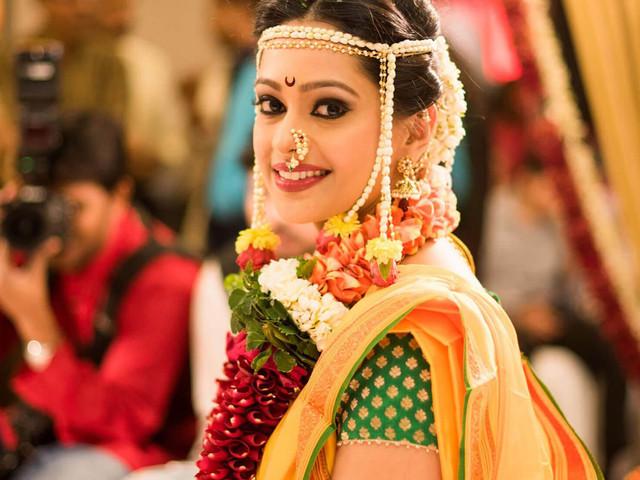 Ambada Hairstyle Designs as Adorned by Real Maharashtrian Brides