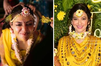 20+ Stunning Floral Jewellery for Haldi Ceremony