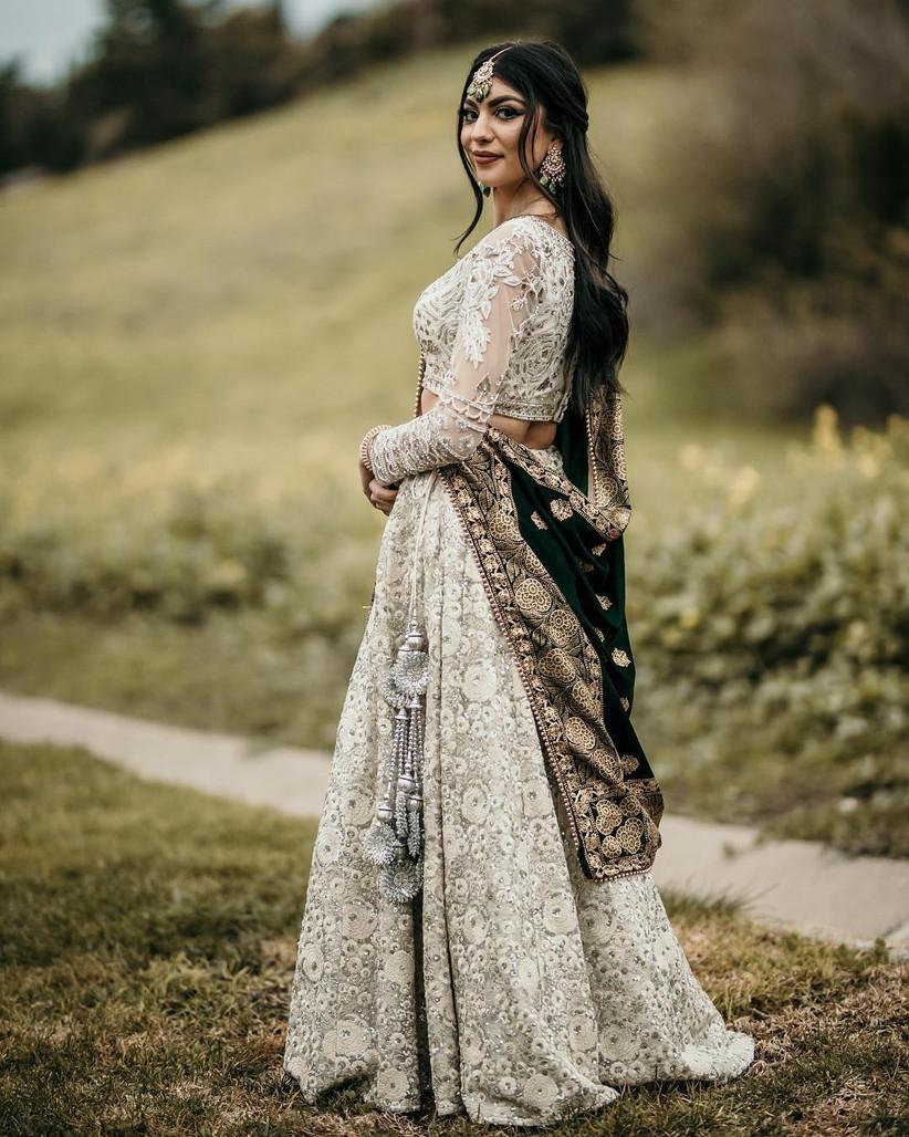 Ultimate Look Book For Latest Pakistani Bridal Lehenga Designs