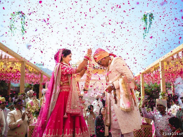 A List of Open-air Venues in Delhi for Hosting Day Weddings