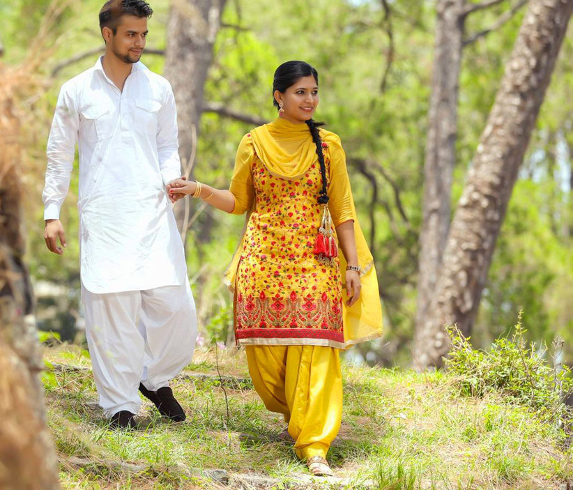 Check Out New Style of Punjabi Suits That Are Hot Right Now