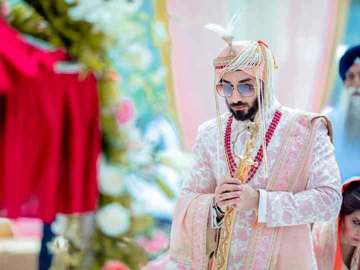 Punjabi Wedding Dresses For Groom Ideas To Rock Your D Day Look