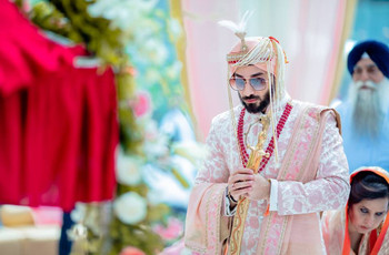 Punjabi Wedding Dresses For Groom Ideas To Rock Your D-day Look