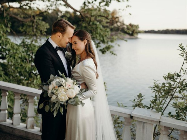 Finnish PM Sanna Marin's Wedding Was a Fairytale That Will Melt Hearts