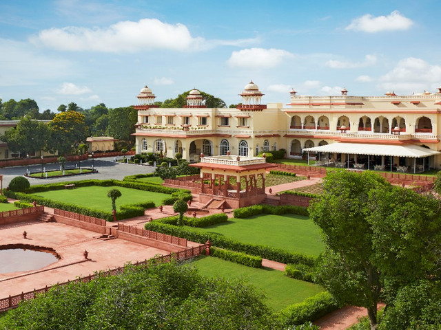 A Picturesque Destination Wedding at Jai Mahal Palace - Host the Kind of Wedding You've Always Dreamt Of