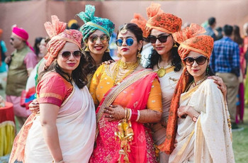 All The Rajputi Poshak And Jewellery Inspiration You'll Ever Need For Your Palatial Wedding!