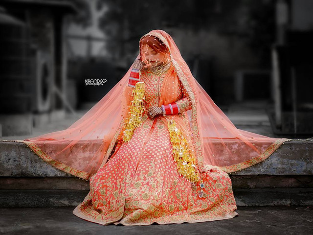 8 Anarkali Designs That Will Make Your Wedding Dress Idea A Complete Breeze