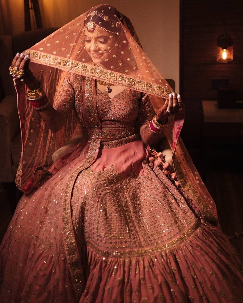 10 Stunning Indian Reception Dresses for Bride That Would