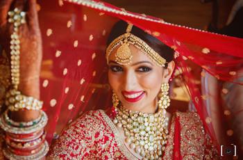 8 Elegant Ways to Wear Polki Jewellery to Shine the Brightest on Your Wedding Day