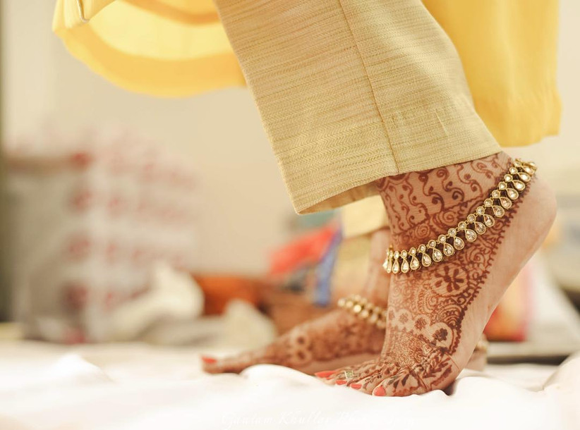 Gorgeous Payal Pictures & Tips on How to Flaunt & Style Them!
