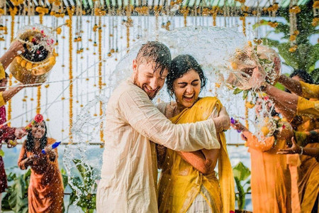 Haldi Ceremony - The Perfect Blend Of Tradition And Fun