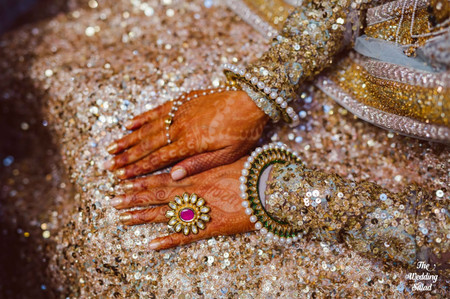 10 Kundan Rings to Add Aura to Your Bridal Jewellery Set!