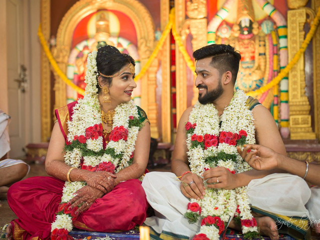 Decoding Tamil Marriage The Sacred Ceremonies More